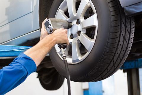 Cambio neumáticos